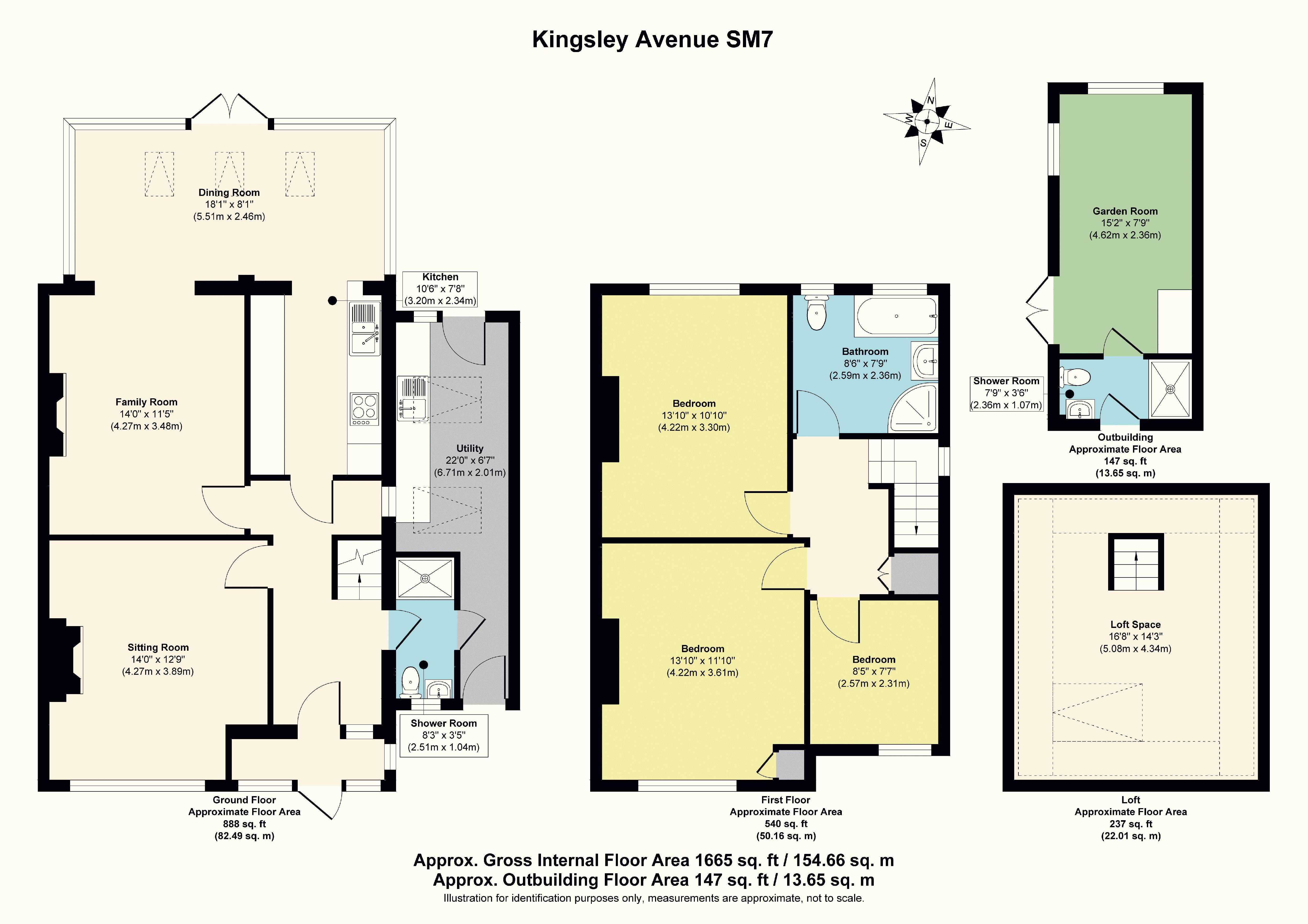 Kingsley Avenue