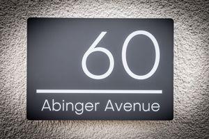 Abinger Avenue