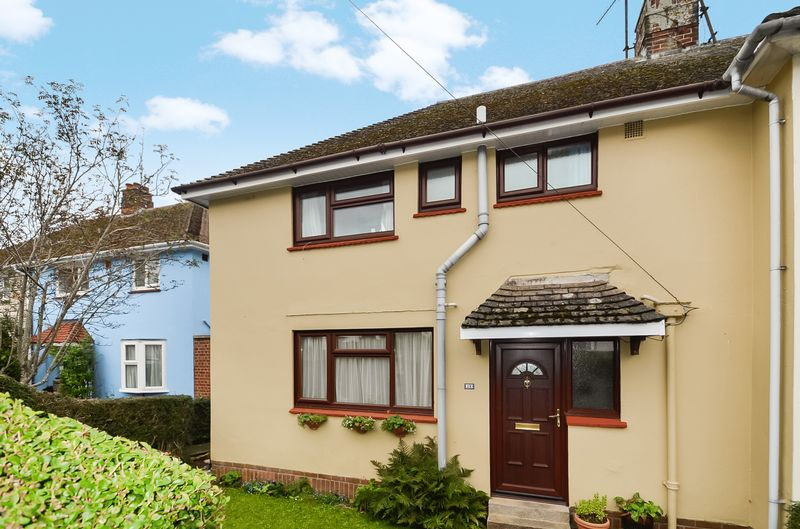 Property for sale in Tollerdown Road, Weymouth