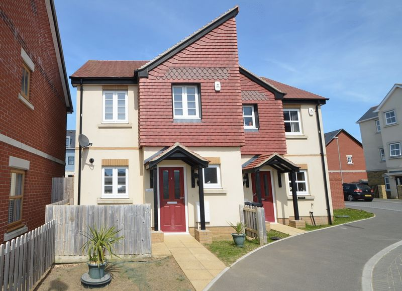 Property for sale in Gentian Way, Weymouth