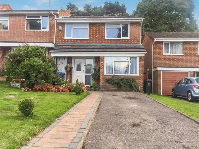Property for sale in King John Avenue, Bournemouth