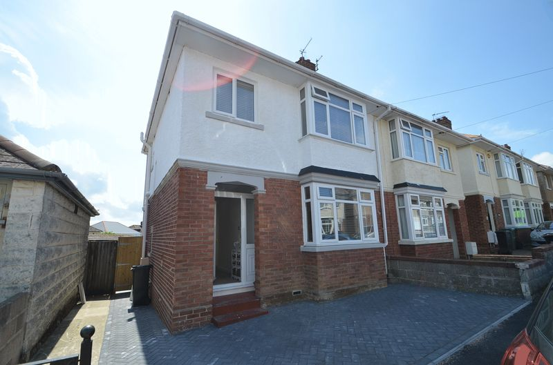 Property for sale in Lyndale Road, Weymouth