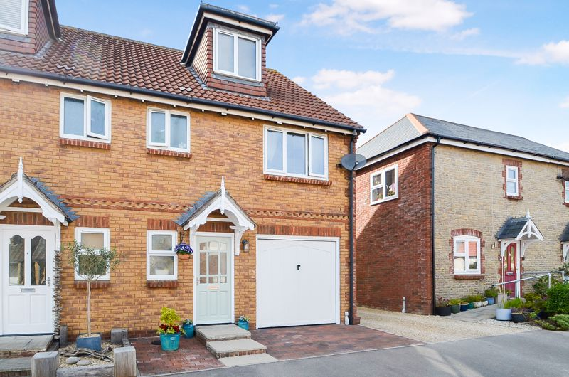 Property for sale in Barnes Wallis Close Chickerell, Weymouth