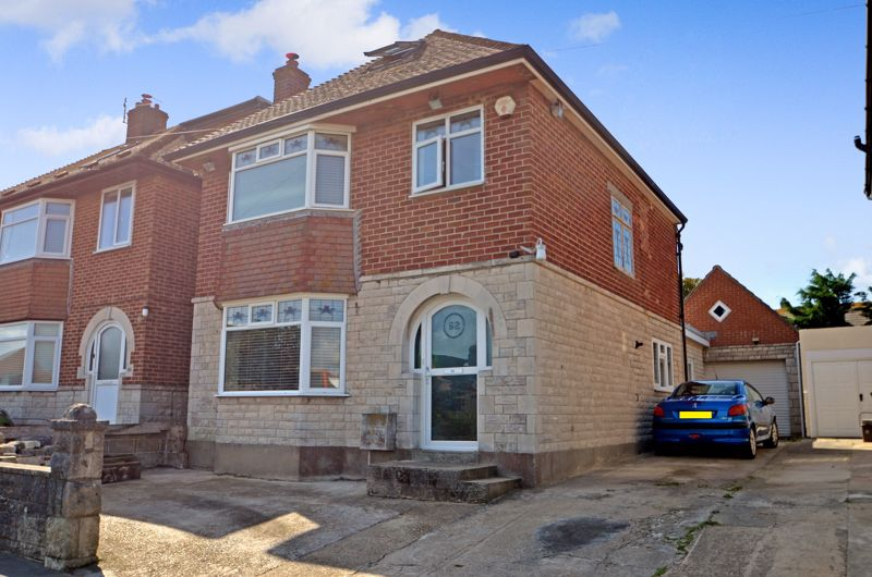 Property for sale in Marlborough Avenue, Weymouth