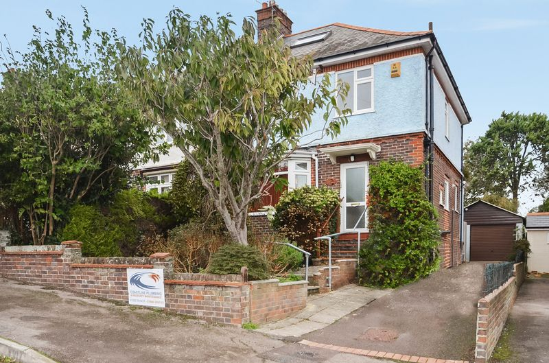 Property for sale in Roman Road, Weymouth