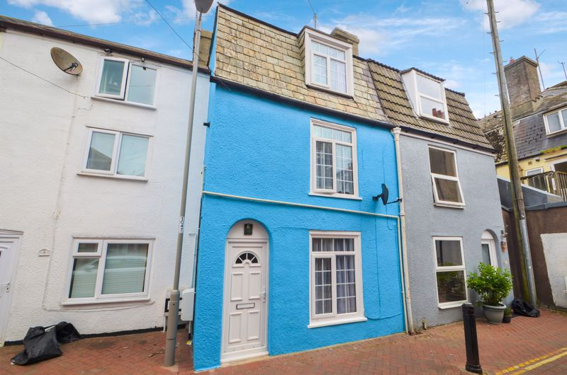Property for sale in Caroline Place, Weymouth