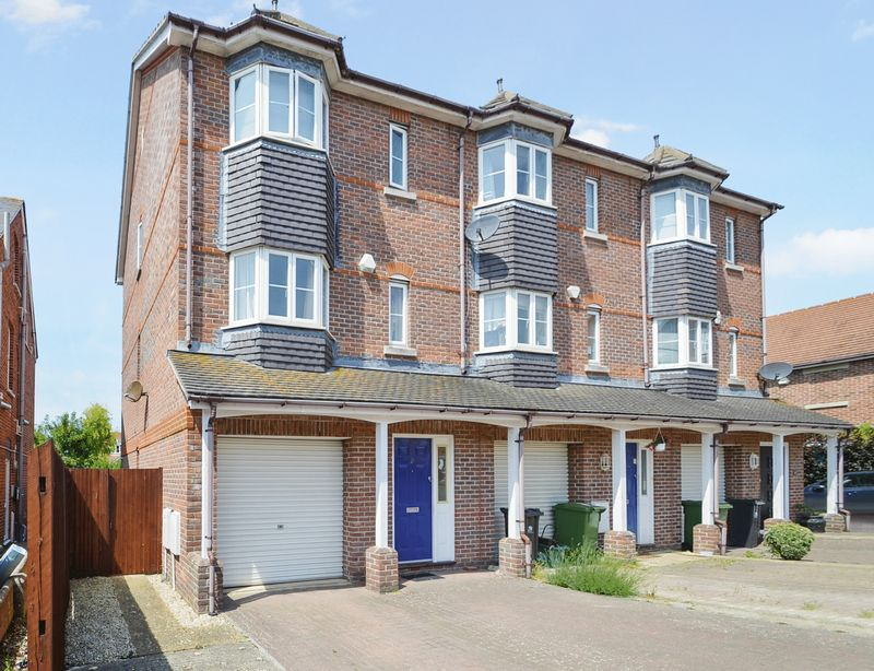 Property for sale in Holland Road, Weymouth