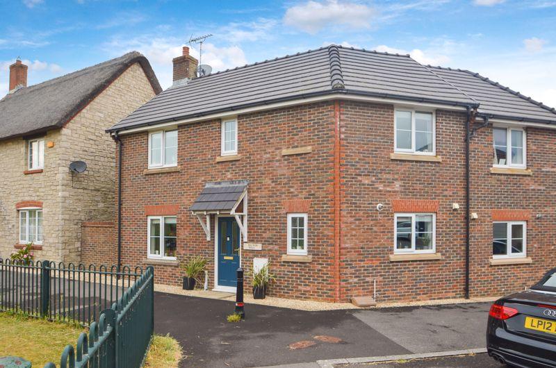Property for sale in Brewer Walk Crossways, Dorchester