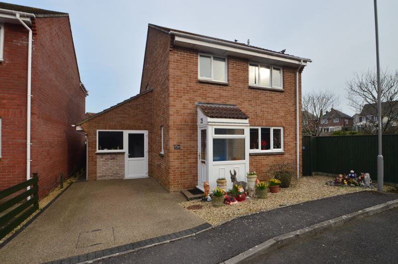 Property for sale in Campion Close, Weymouth