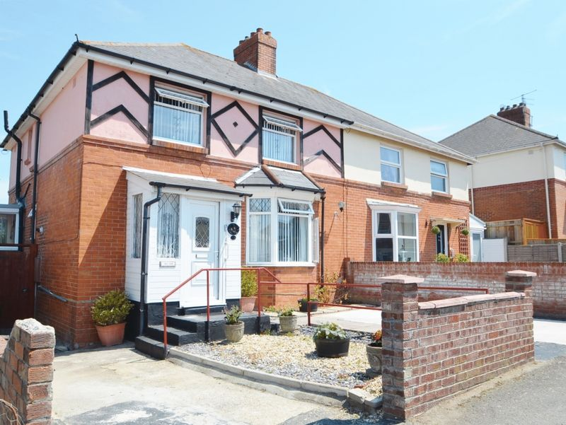 Property for sale in Sussex Road, Weymouth