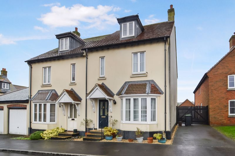 Property for sale in Vines Place, Weymouth