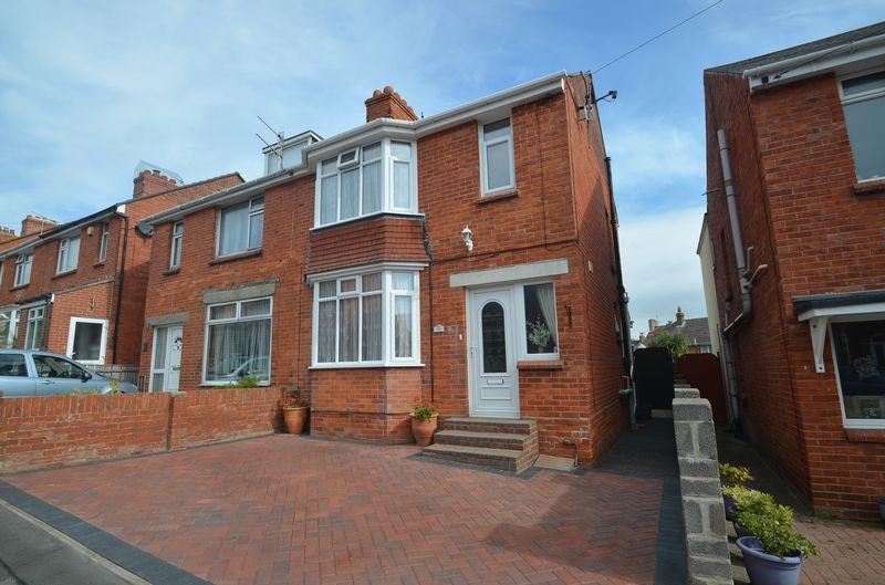 Property for sale in Wardcliffe Road, Weymouth