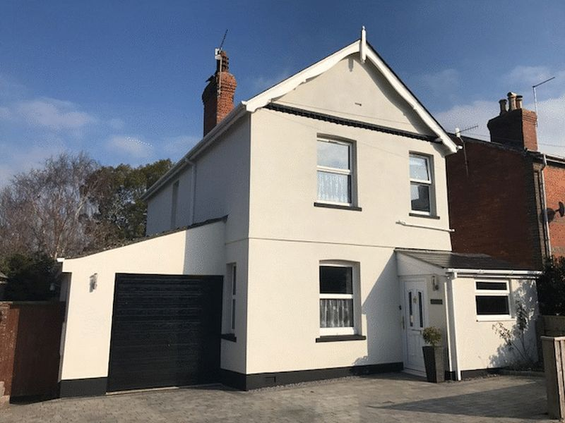 Property for sale in Shortlands Road, Weymouth