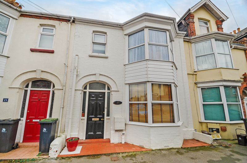 Property for sale in Cassiobury Road, Weymouth