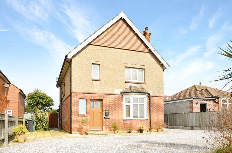 Property for sale in Beech Road, Weymouth
