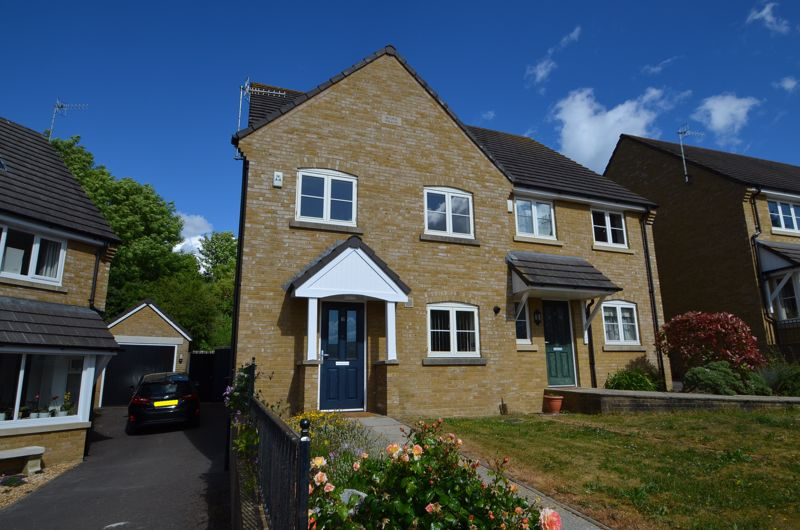 Property for sale in Sprague Close, Weymouth