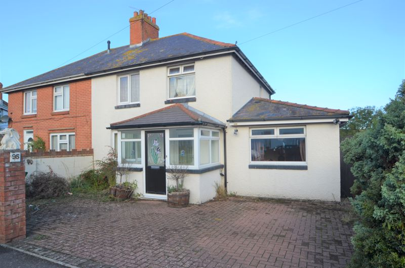 Property for sale in Kitchener Road, Weymouth
