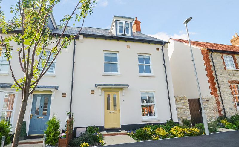 Property for sale in Greys Road Chickerell, Weymouth