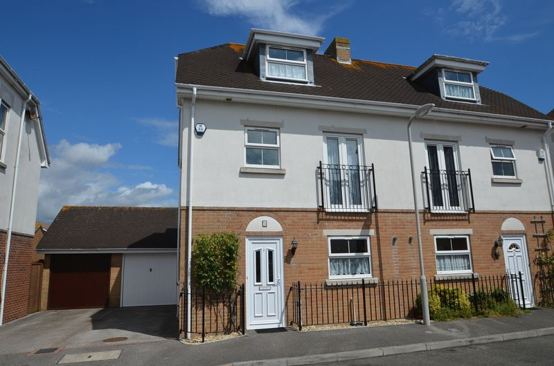 Property for sale in Celandine Close, Weymouth