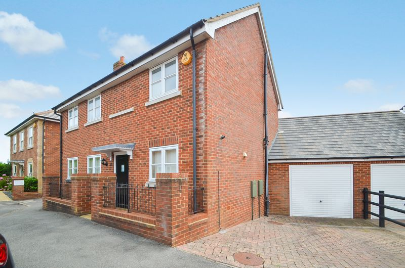 Property for sale in Lugger Close Chickerell, Weymouth