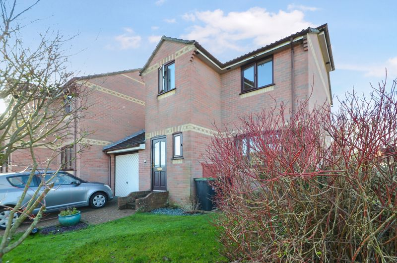 Property for sale in Hawthorn Close, Dorchester