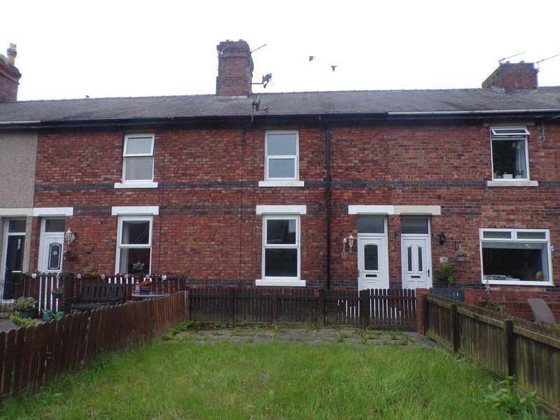 Railway Cottages South Newsham