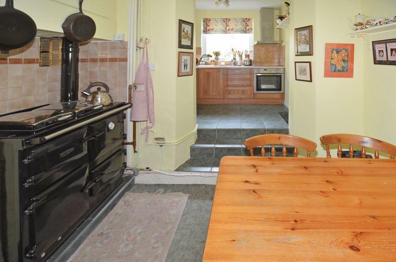 Breakfast Room/Kitchen