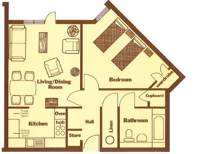 Typical Apartment
