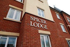 Spicer Lodge Enville Street
