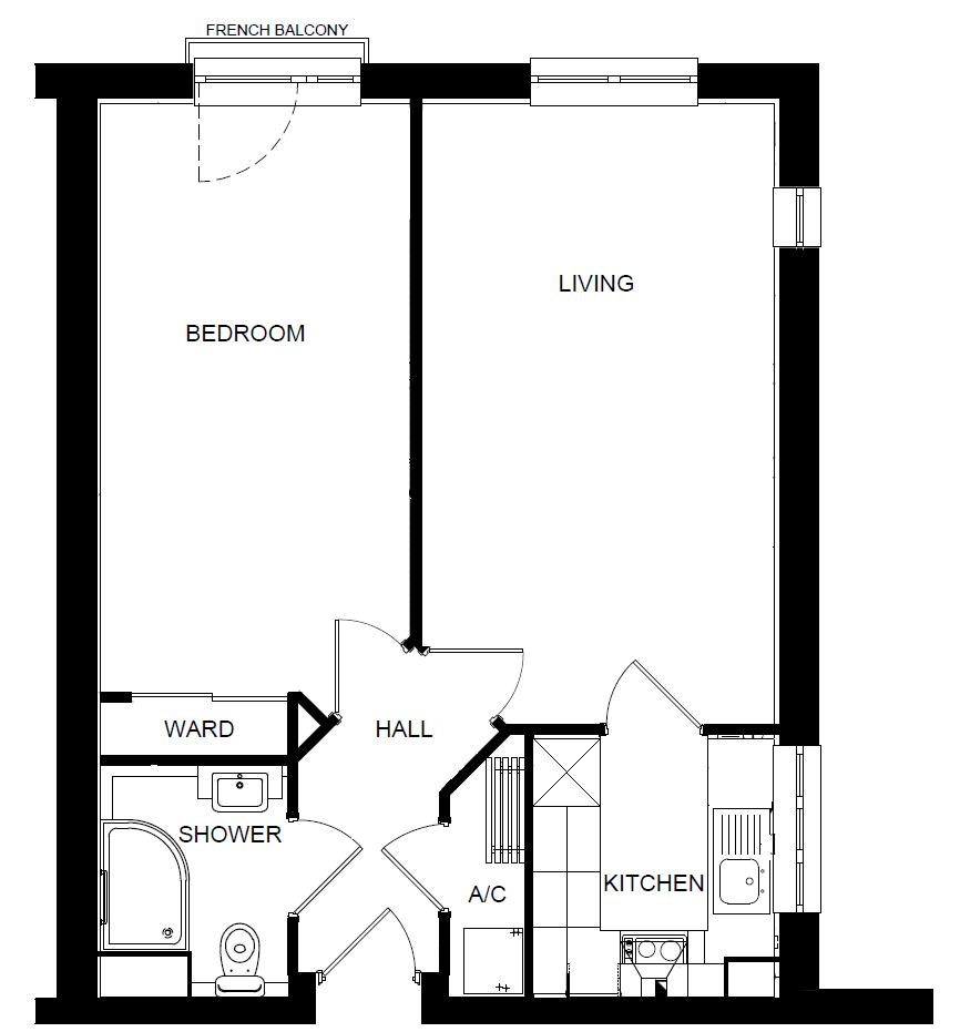 Tregolls Lodge St. Clements Hill