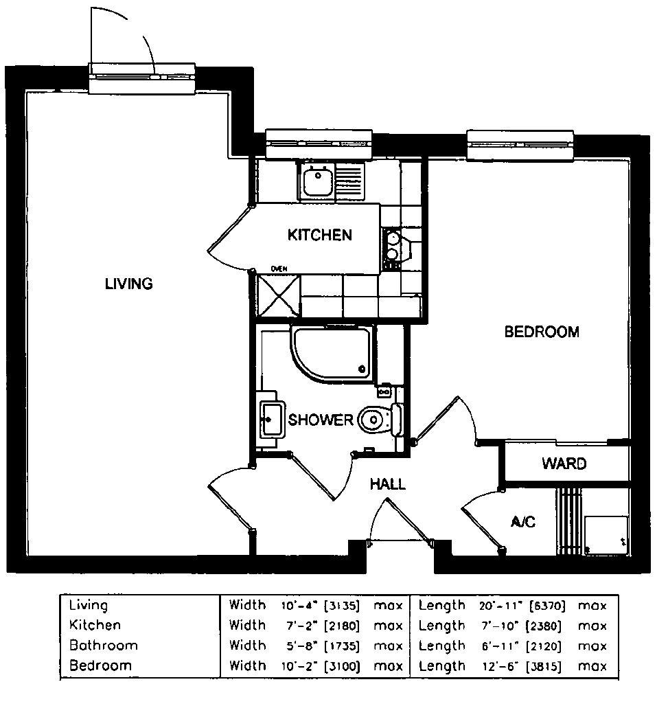 King Henry Lodge 51-61 Hall Lane