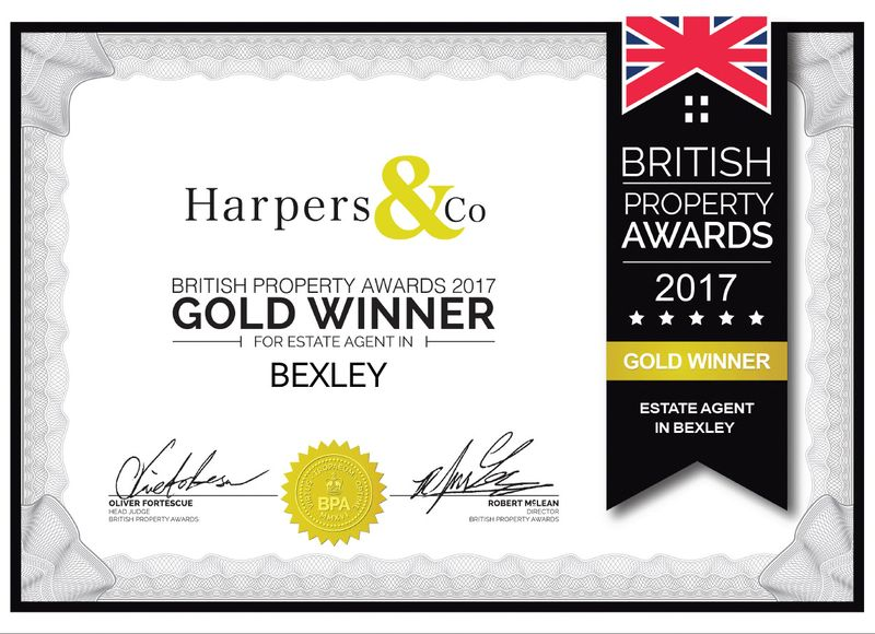 Harpers & Co Award Winning Service