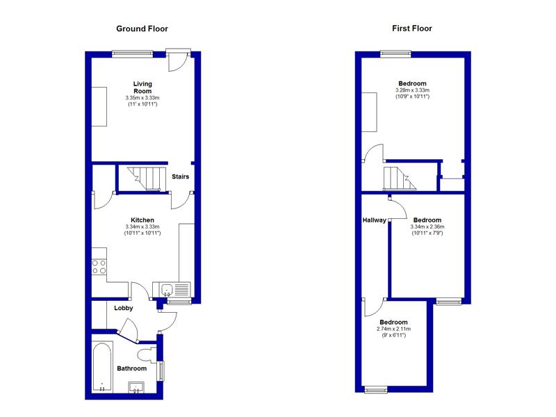 Banks Lane Floorplan