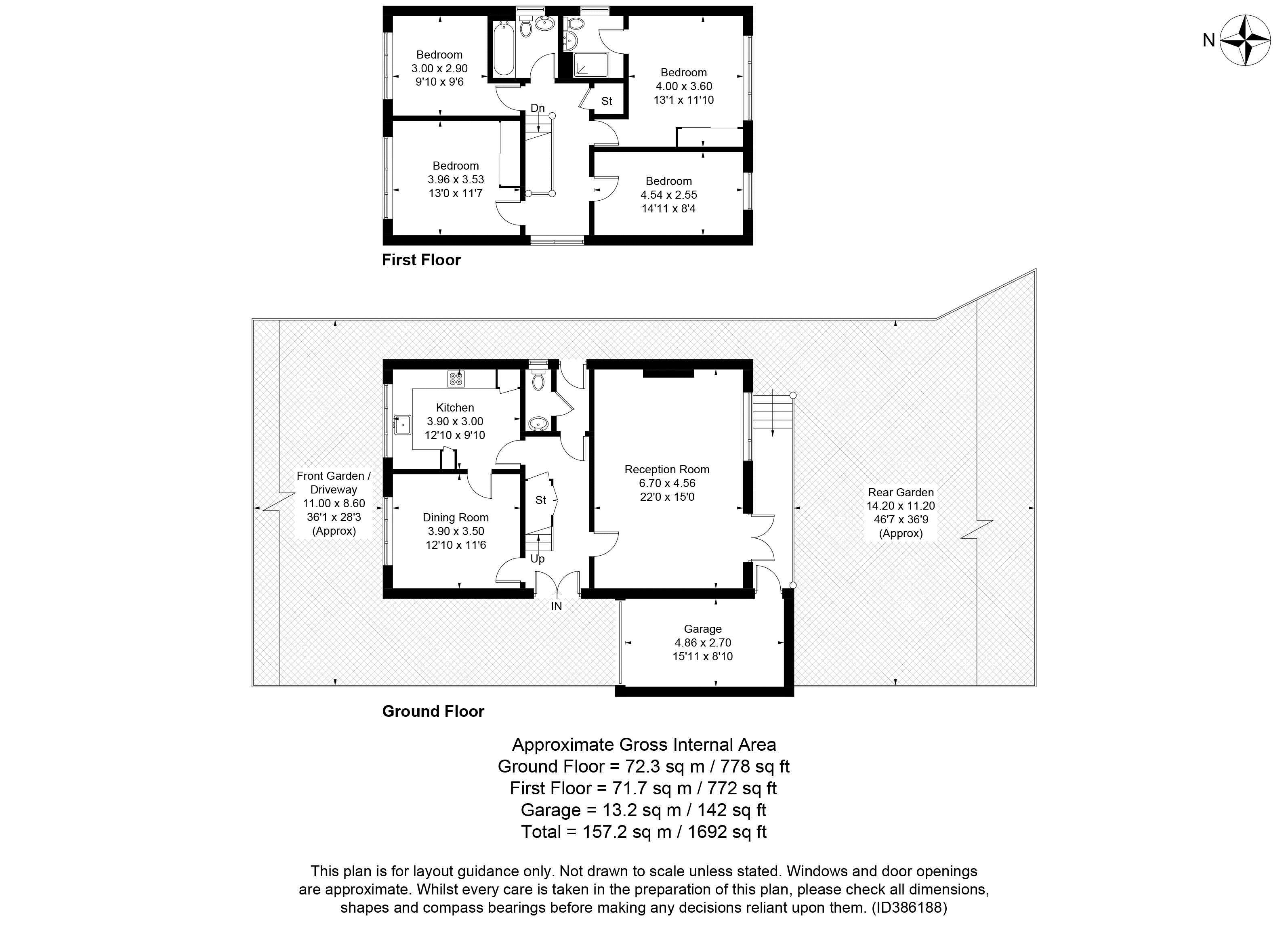 Broomfield Floorplan
