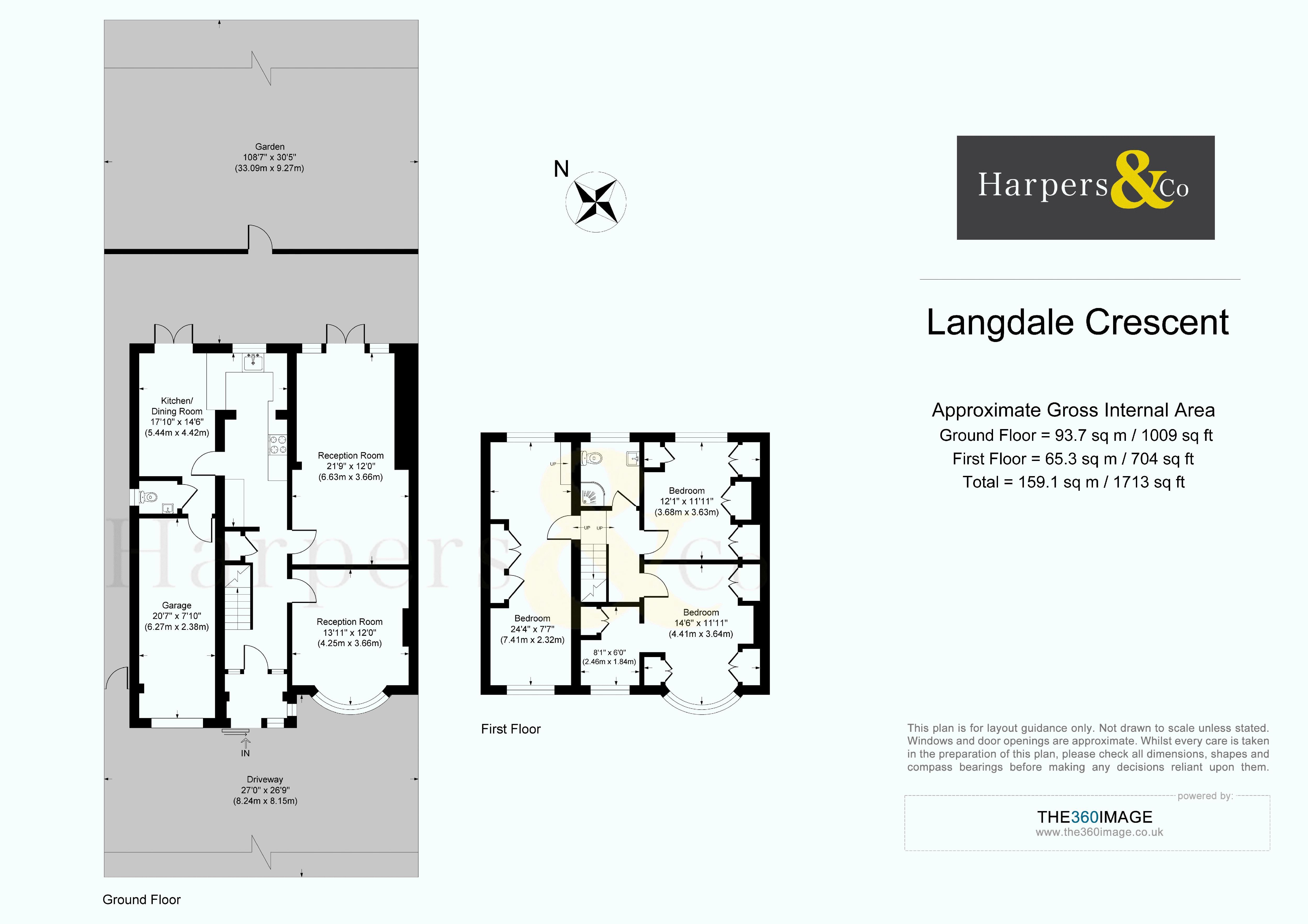 Langdale Crescent
