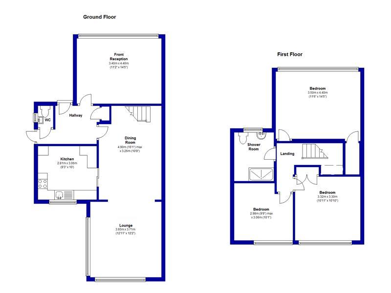 Camden Road Floorplan