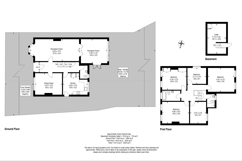 Knoll Road Floorplan