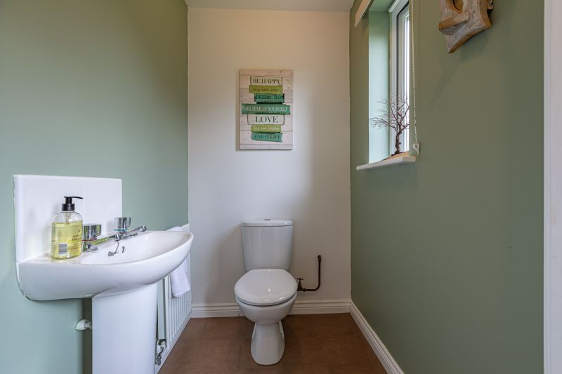 Ground floor cloakroom/WC