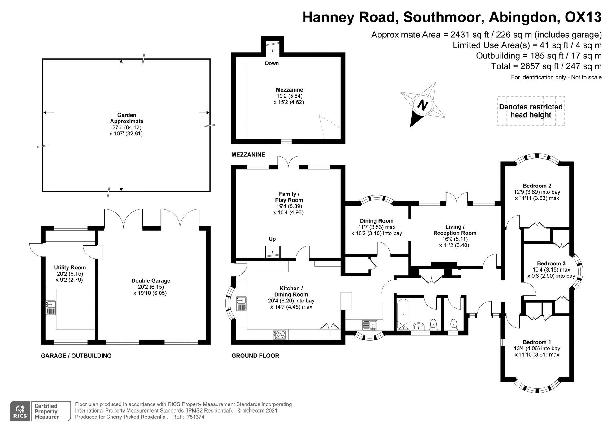 Hanney Road