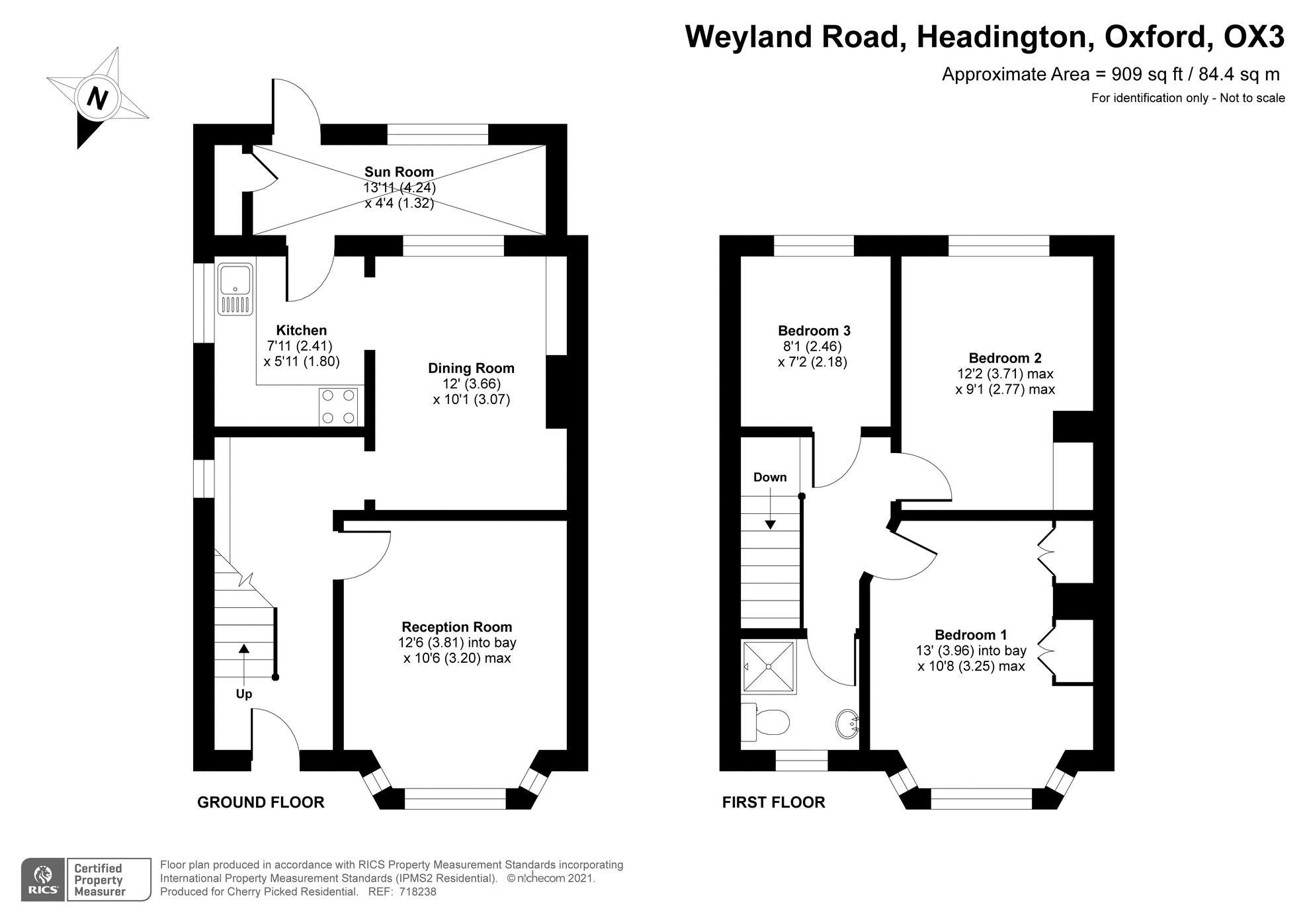 Weyland Road Headington