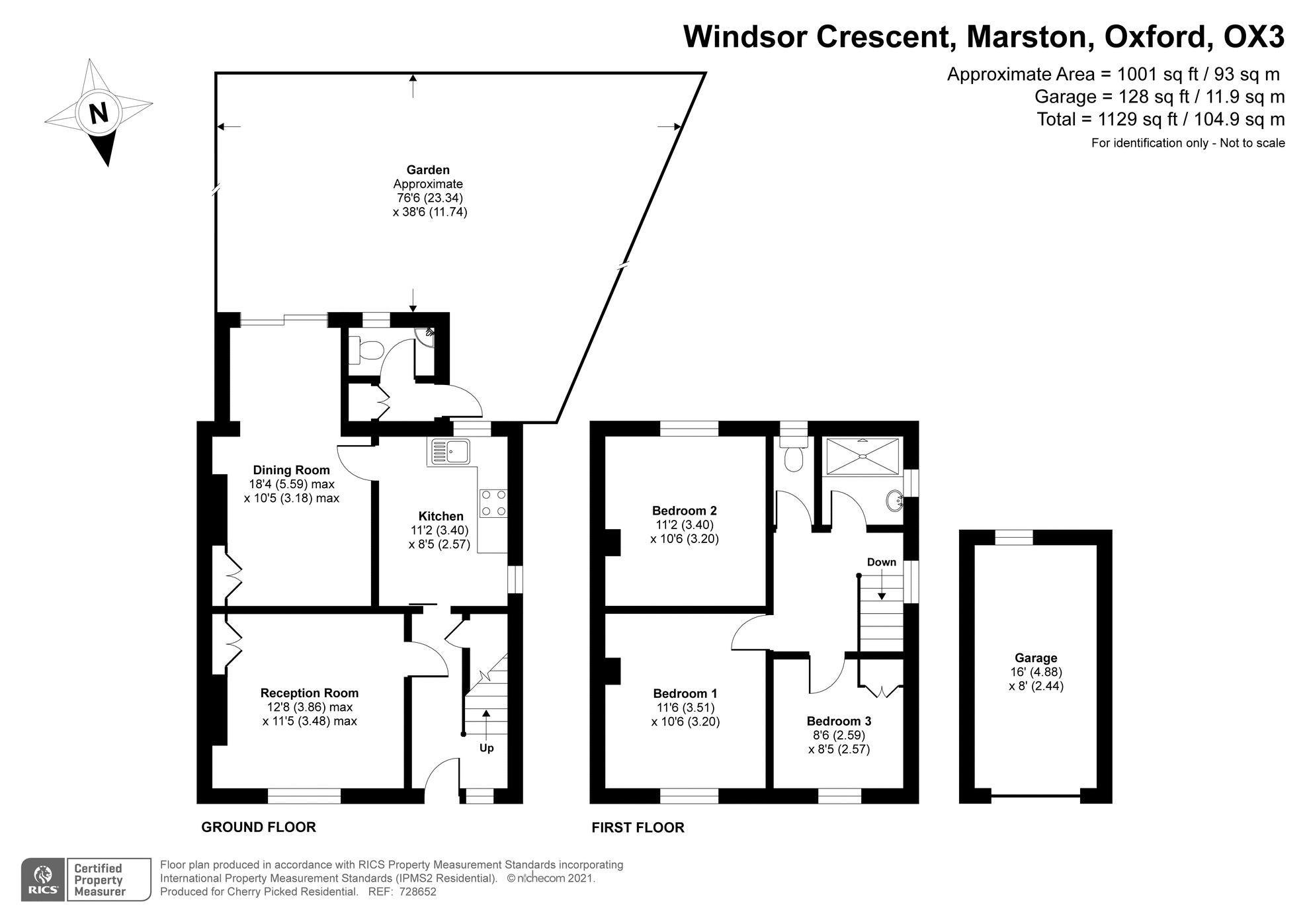 Windsor Crescent Marston