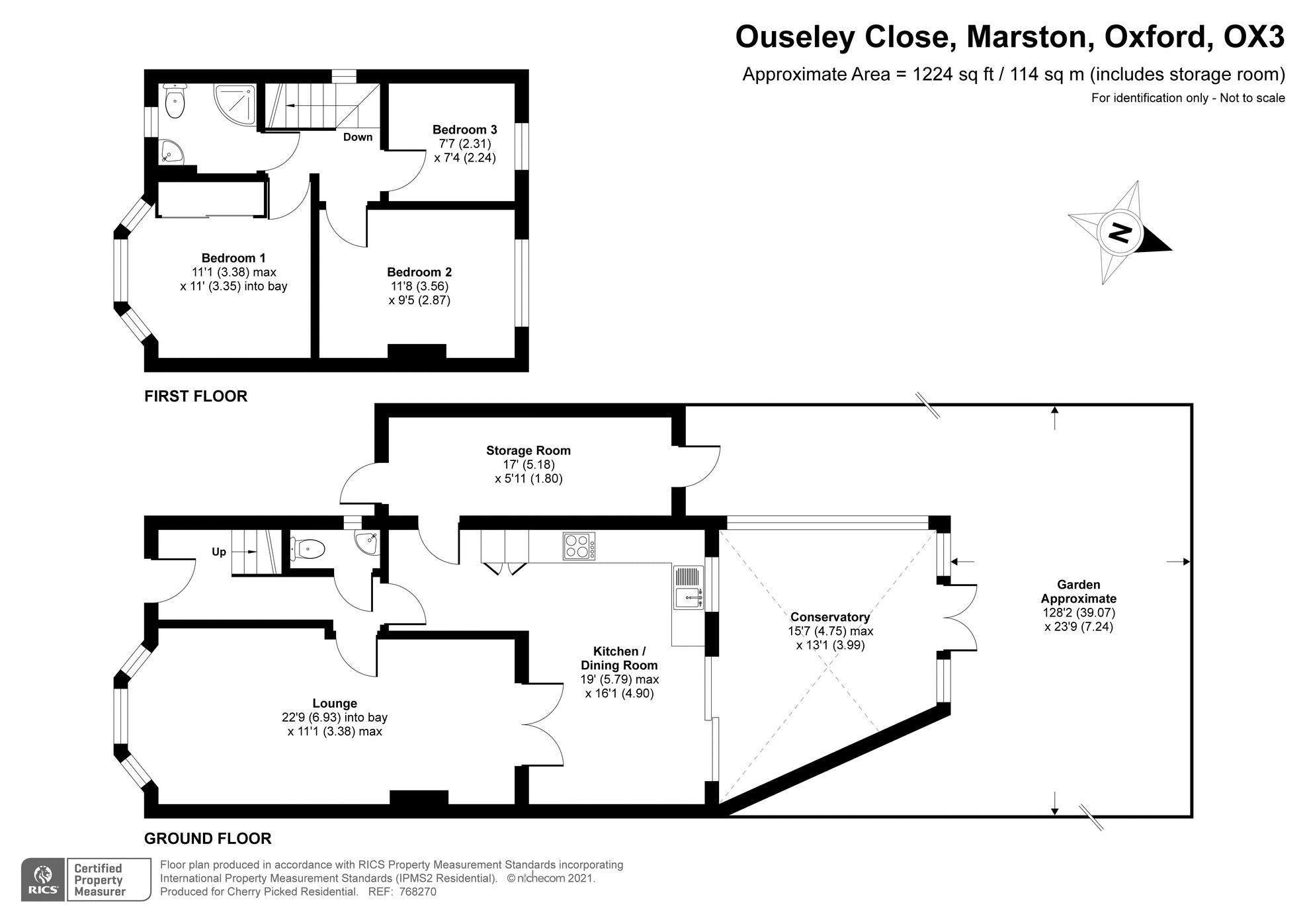 Ouseley Close