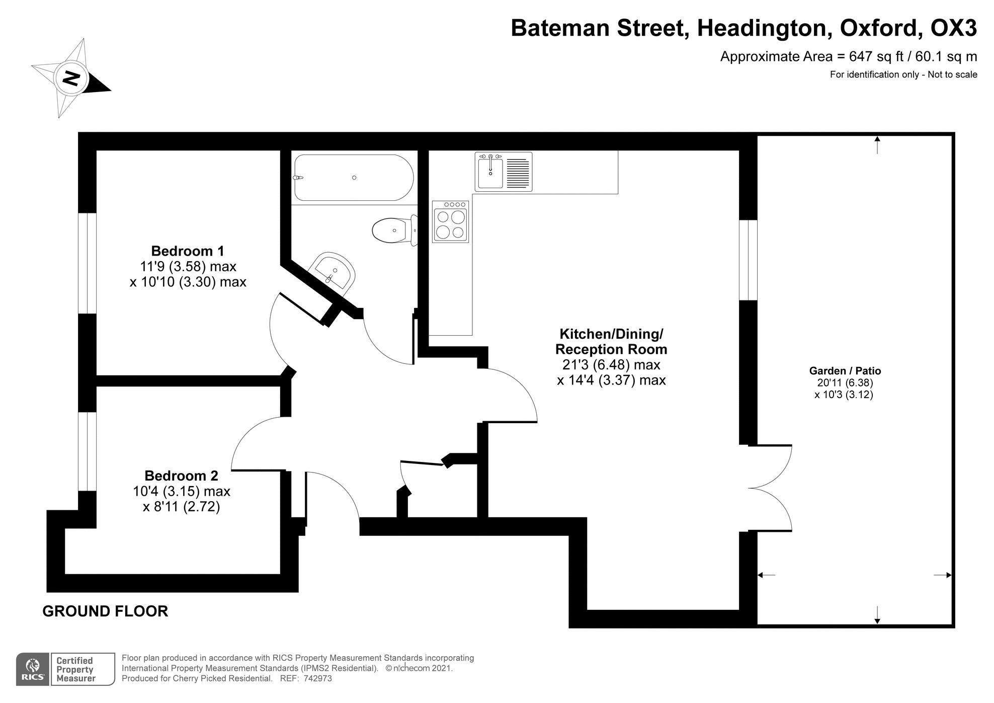 Bateman Street Headington