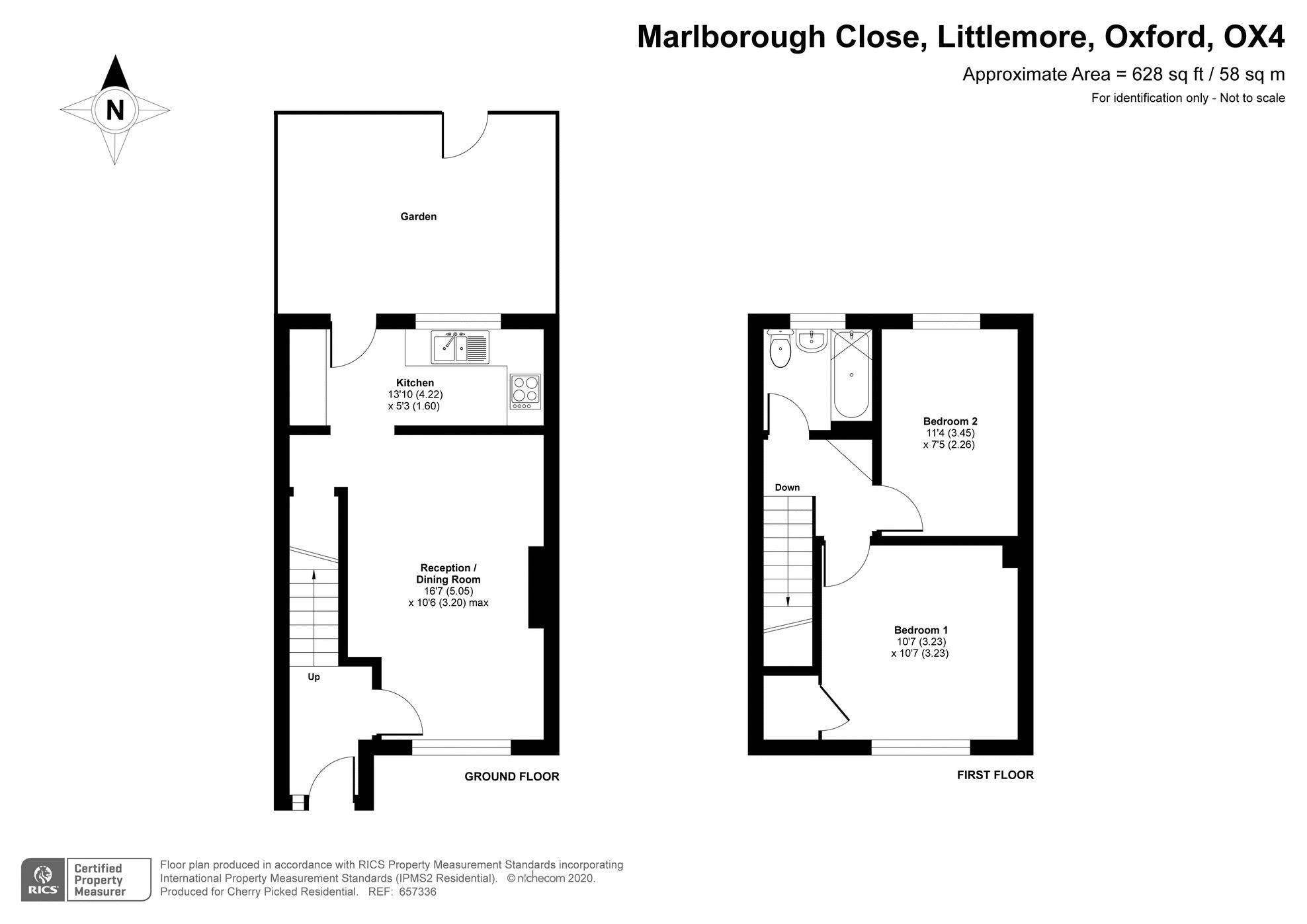 Marlborough Close Littlemore