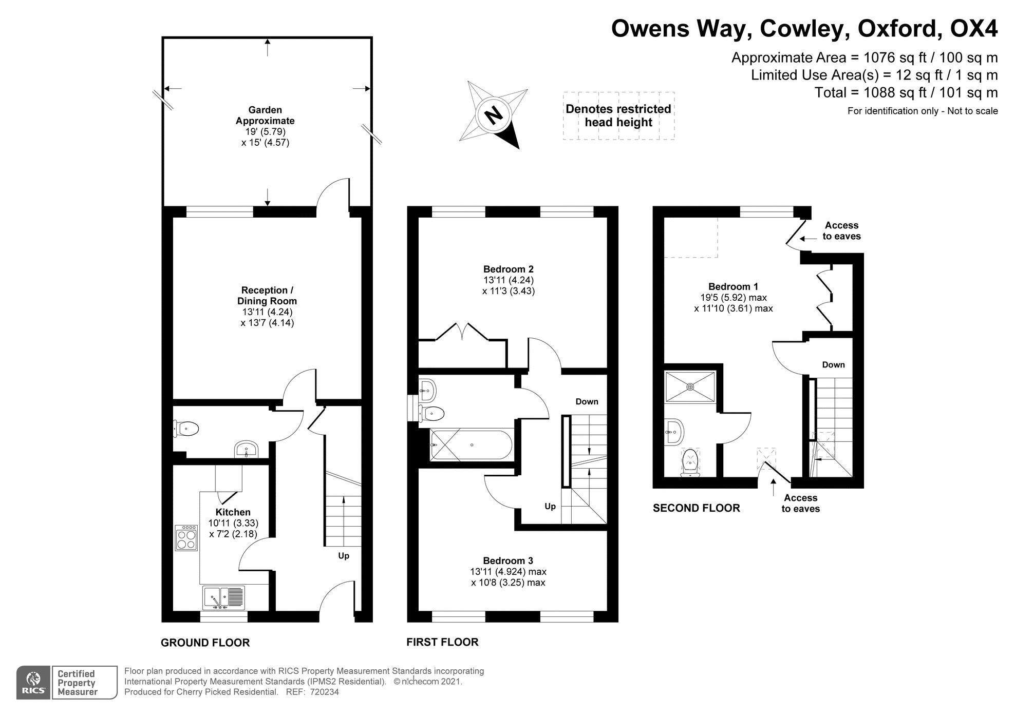 Owens Way Cowley