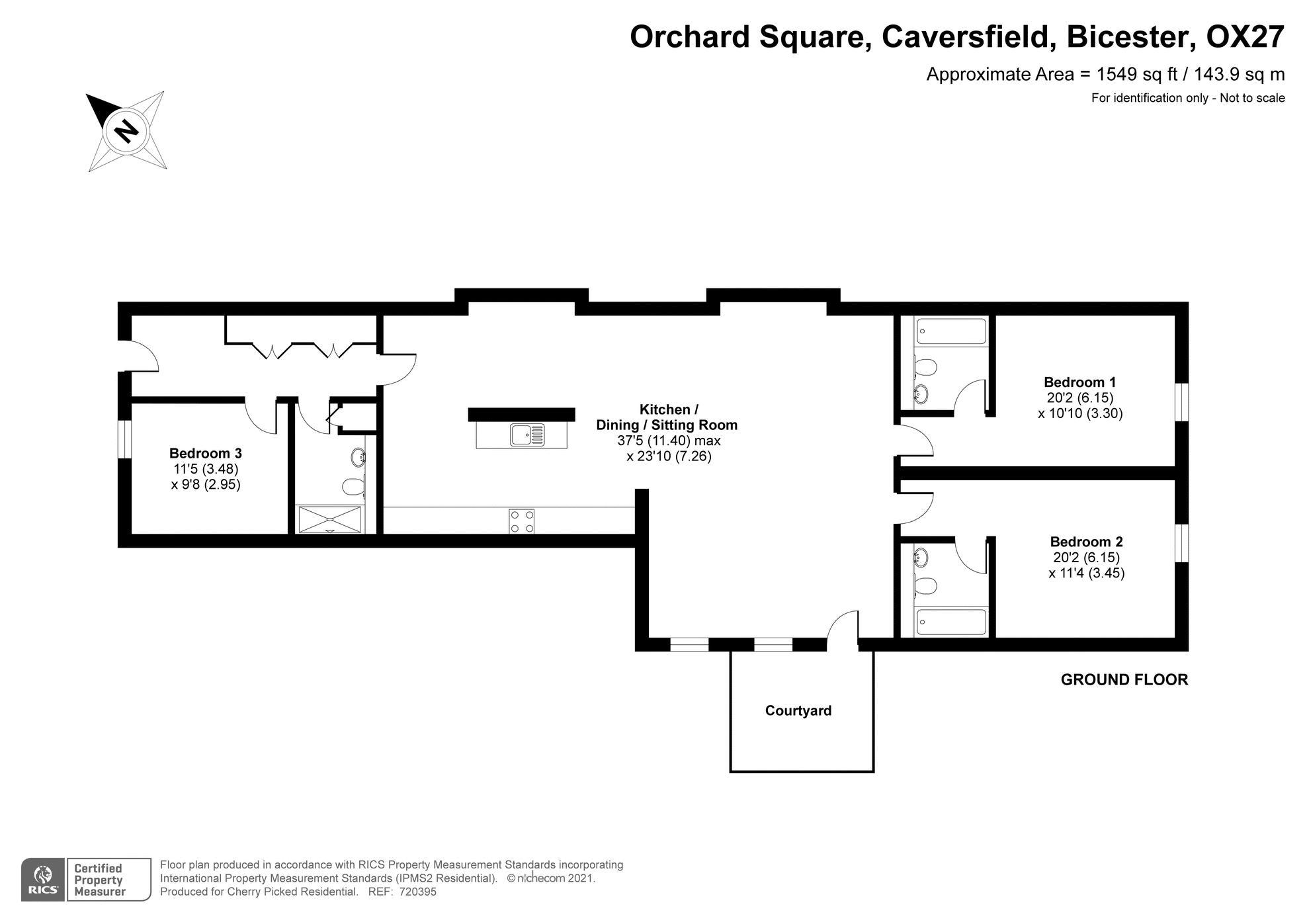Orchard Square Caversfield