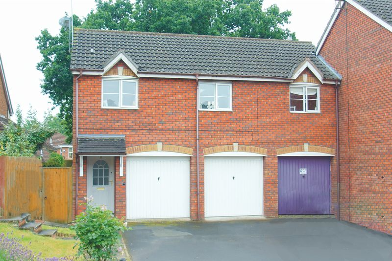 1 Bedroom Property for sale in Devonport Close Brockhill, Redditch
