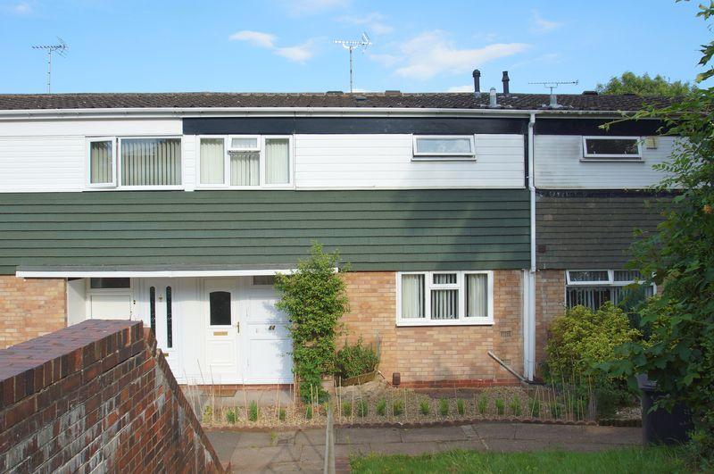 3 Bedrooms Property for sale in Fladbury Close, Redditch