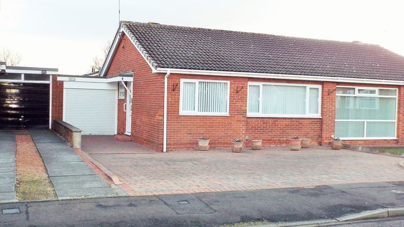 2 Bedrooms Property for sale in Agricola Gardens, Wallsend