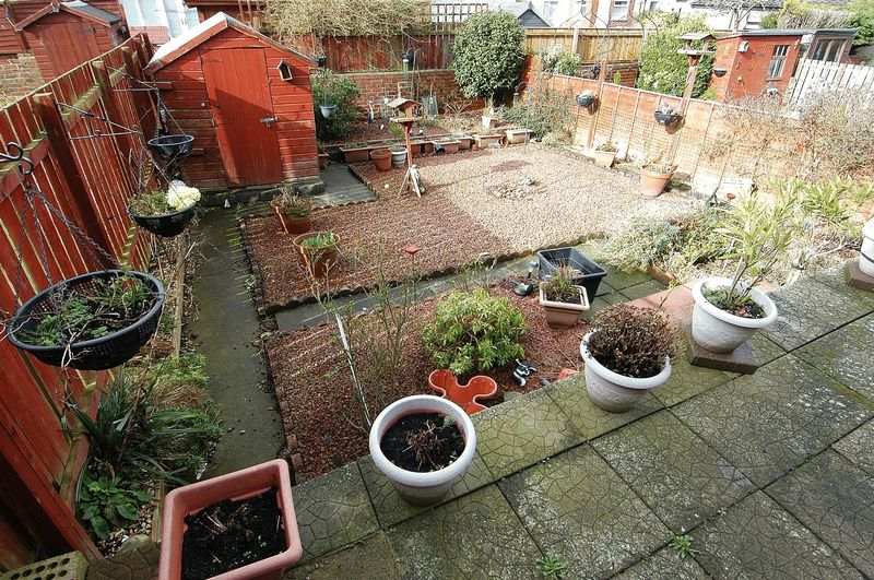 Rear Garden Additional